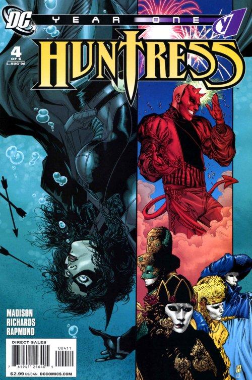 Huntress: Year One Vol 1 4