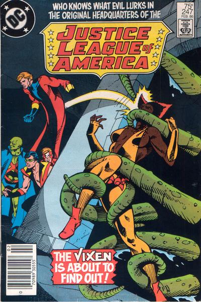 Justice League of America Vol 1 247