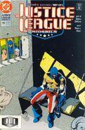 Justice League America 49