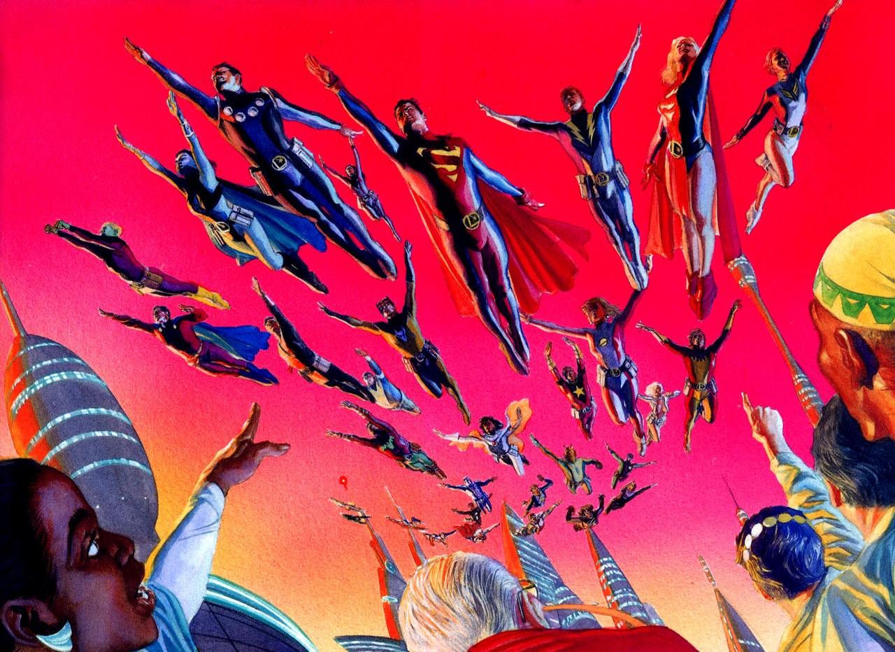 Legion of Super-Heroes (Earth-22)