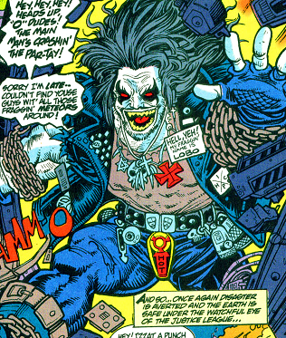 Lobo (Attack of the O Squad)