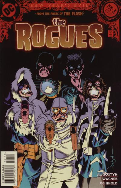New Year's Evil: Rogues Vol 1 1