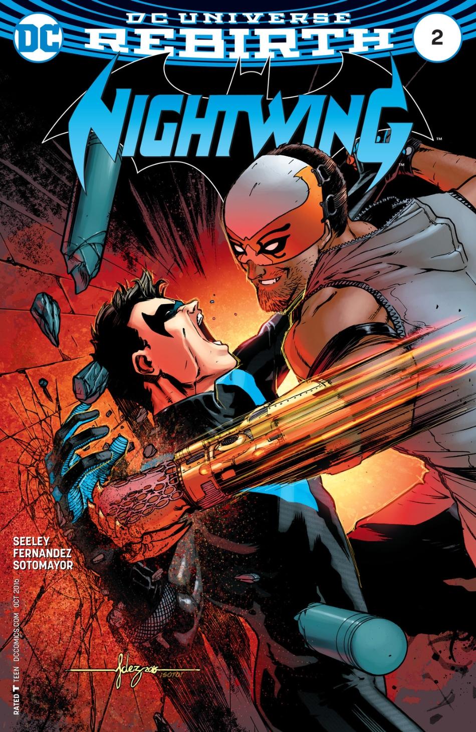 Nightwing Vol 4 2