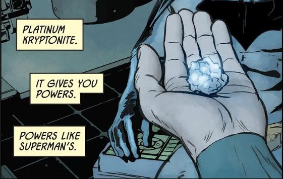 Platinum Kryptonite