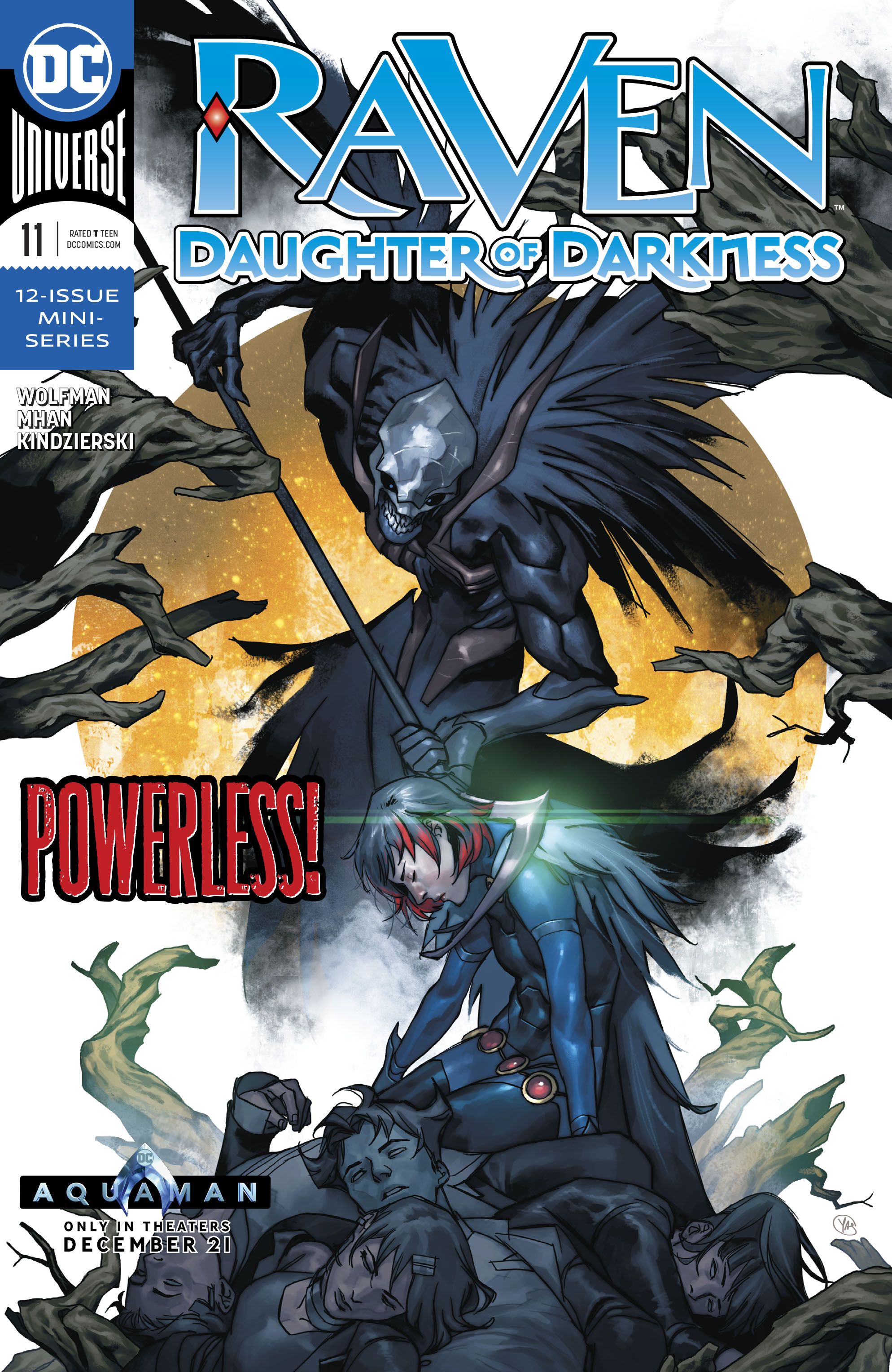 Raven: Daughter of Darkness Vol 1 11