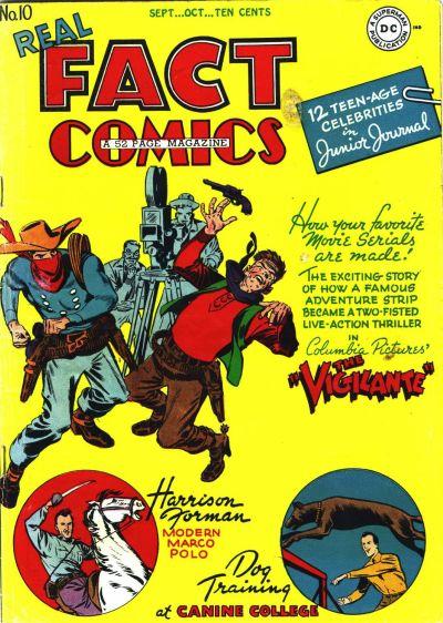 Real Fact Comics Vol 1 10