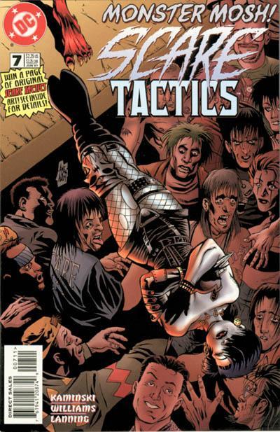 Scare Tactics Vol 1 7