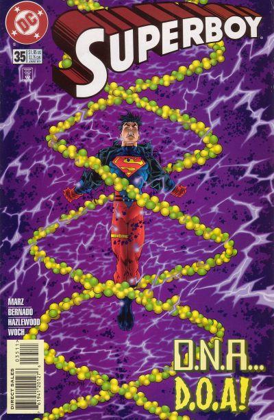 Superboy Vol 4 35