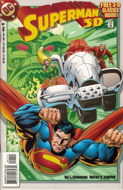 Superman 3-D Vol 1 1
