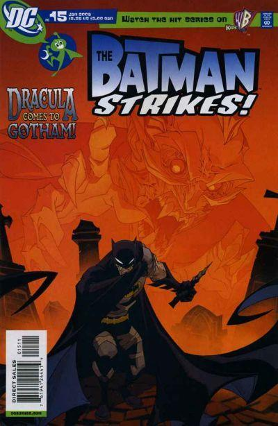 The Batman Strikes! Vol 1 15