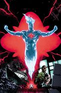 The Fall and Rise of Captain Atom Vol 1 1 Textless Variant
