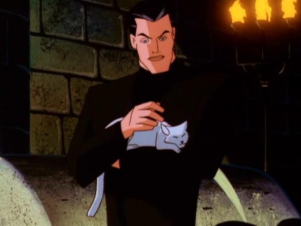 New Batman Adventures (TV Series) Episode: Cult of the Cat