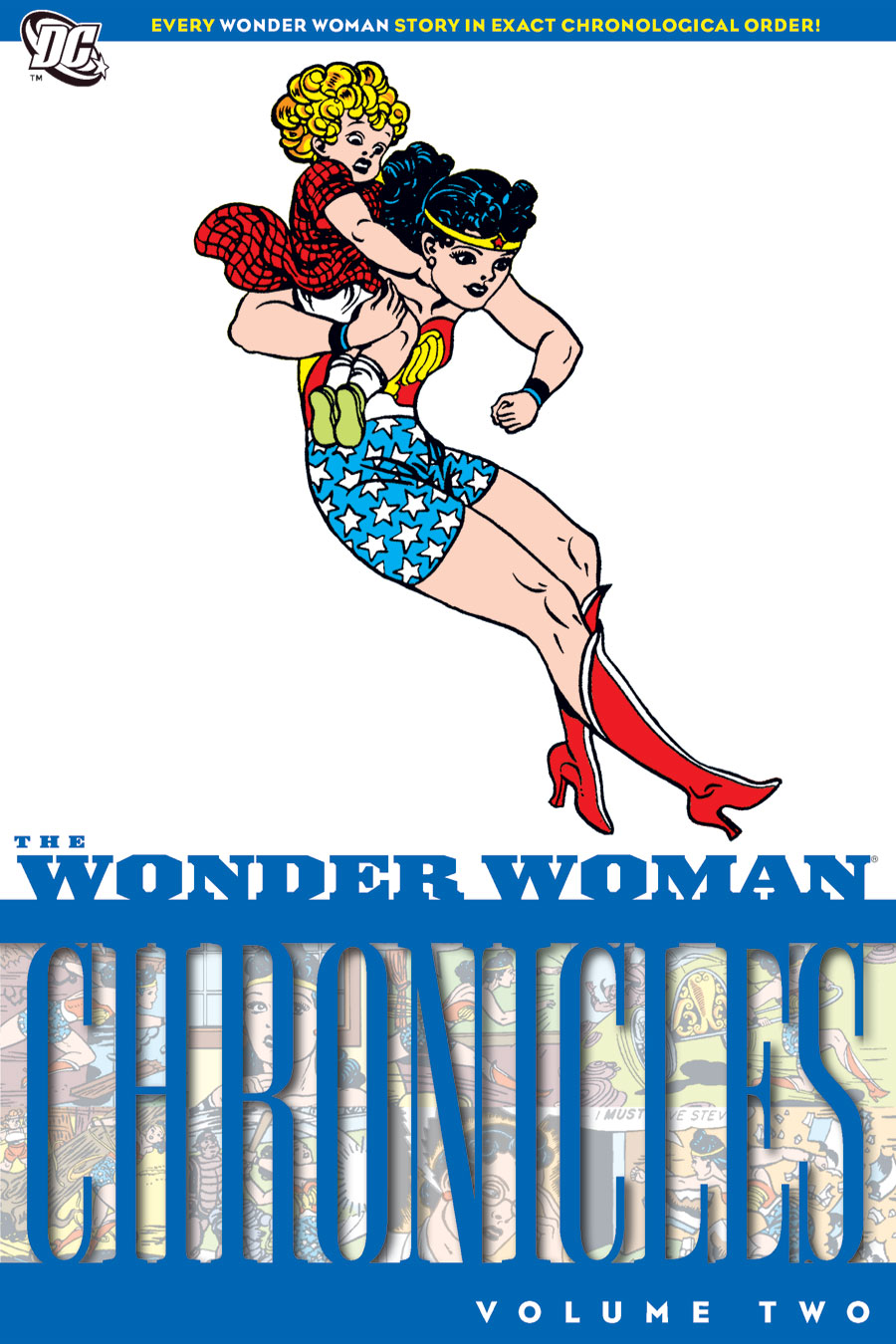 Wonder Woman Chronicles Vol. 2 (Collected)
