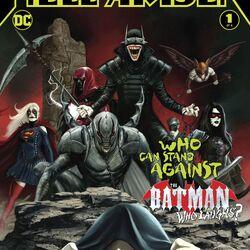 Year of the Villain: Hell Arisen Vol 1