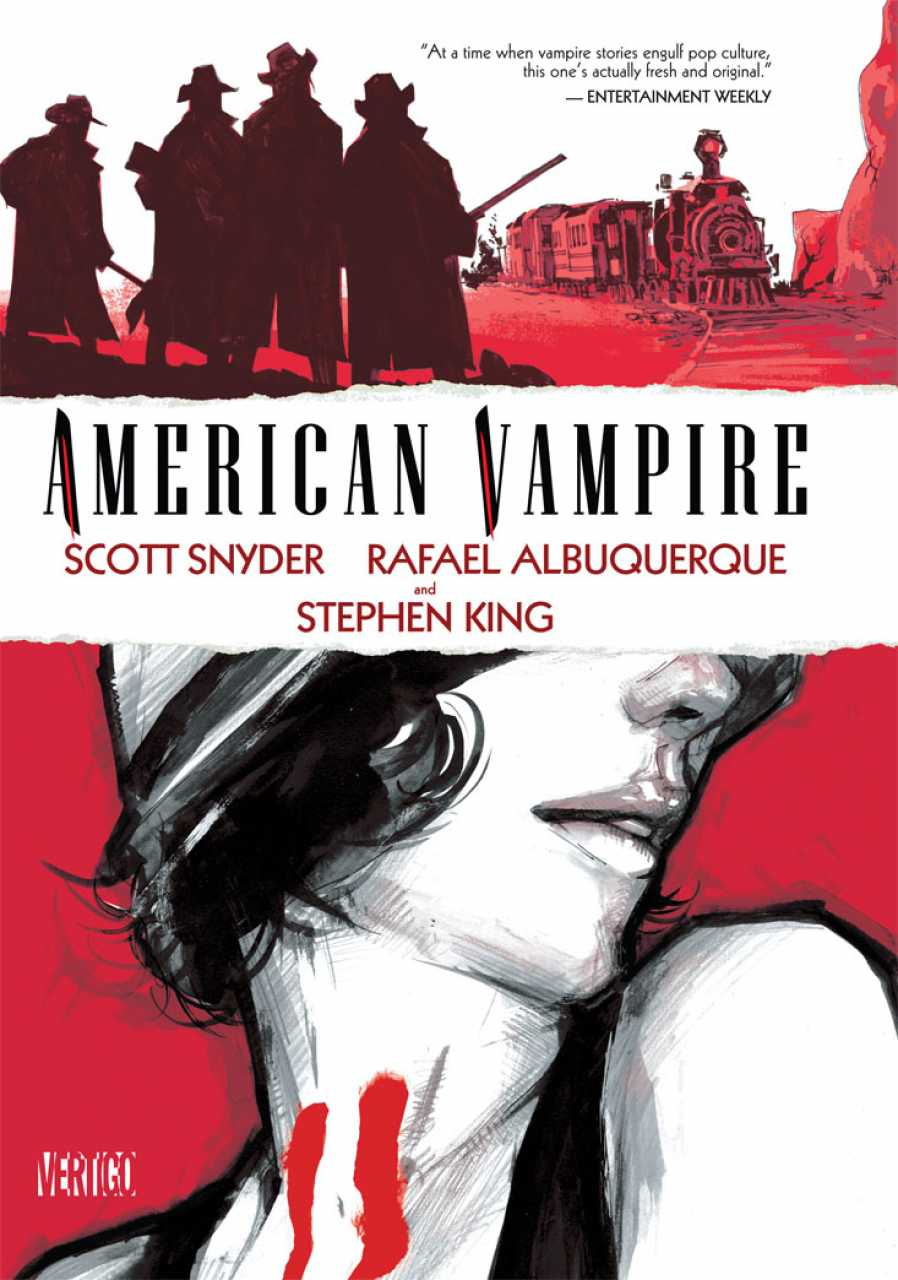 American Vampire: Vol. 1 (Collected)