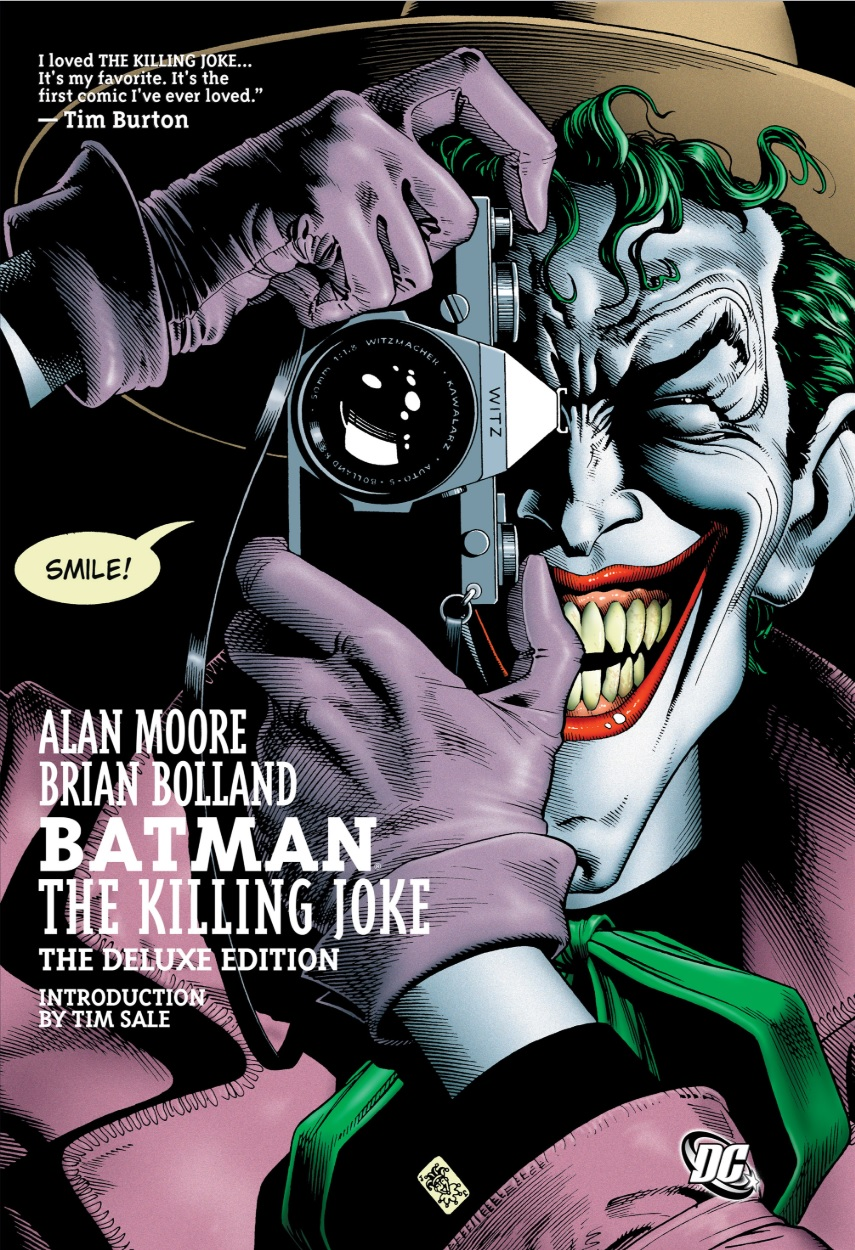 Batman: The Killing Joke Deluxe Edition (Collected)