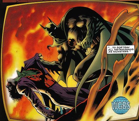 Bruce Wayne (The Nail)