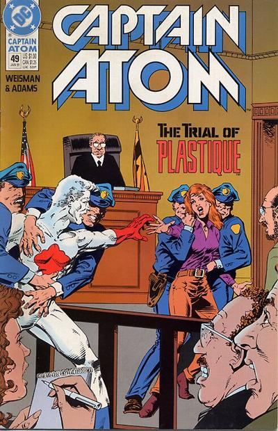 Captain Atom Vol 2 49