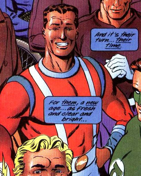 Adam Blake (JSA: The Golden Age)