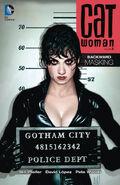 Catwoman Backward Masking