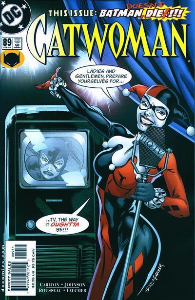 Catwoman Vol 2 89