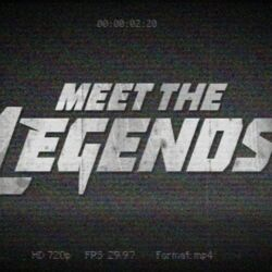 DC's Legends of Tomorrow (TV Series) Episode: Meet the Legends