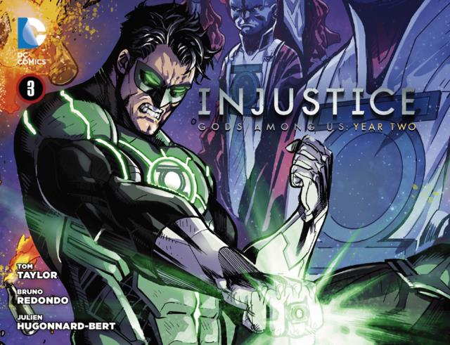 Injustice: Gods Among Us: Year Two Vol 1 3 (Digital)