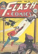 Flash comics 20