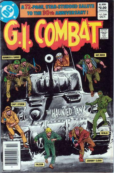G.I. Combat Vol 1 246