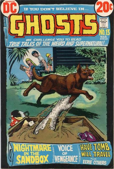 Ghosts Vol 1 13