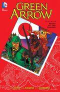 Green Arrow Blood of the Dragon