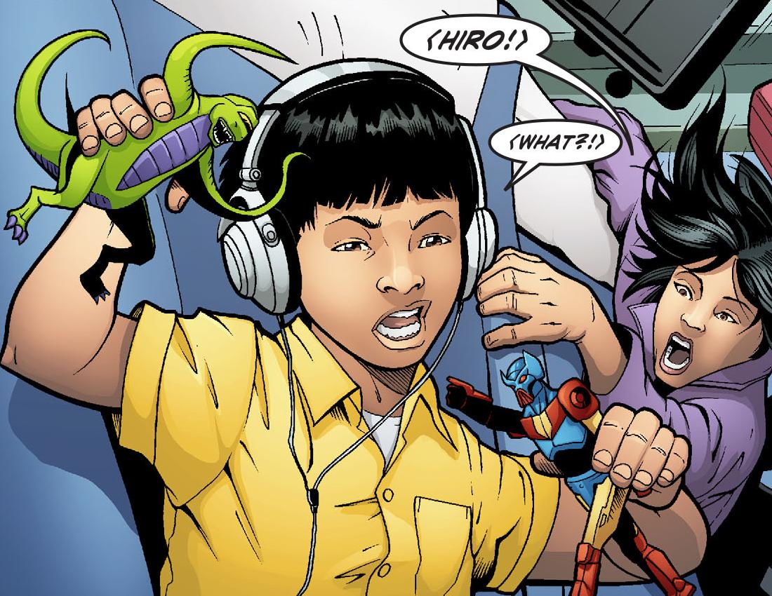 Hiro Okamura (Smallville)