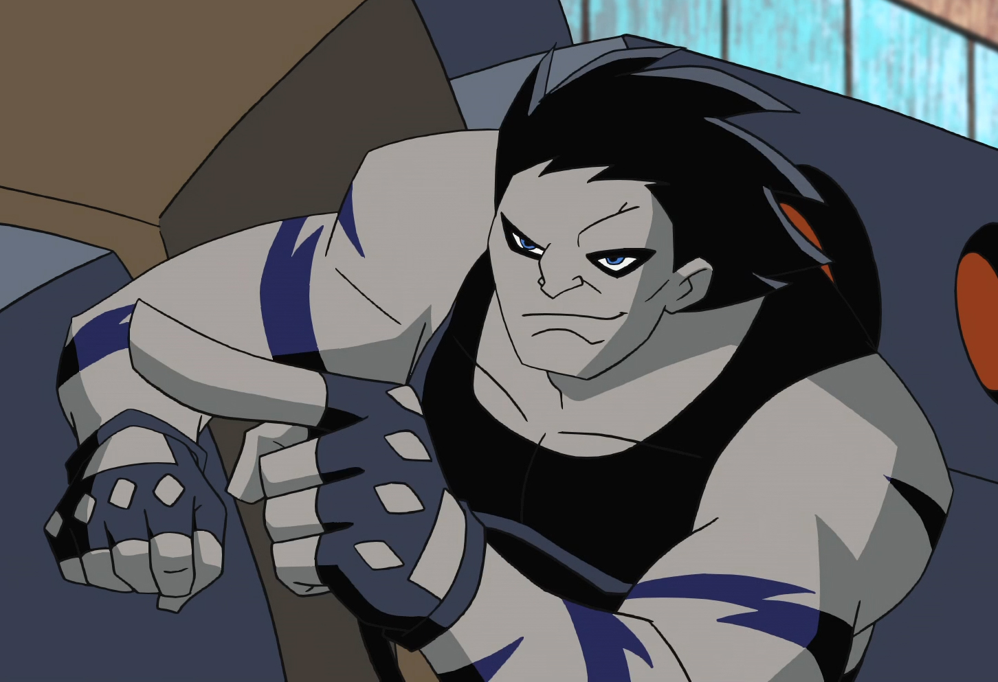 Johnny Rancid (Teen Titans TV Series)