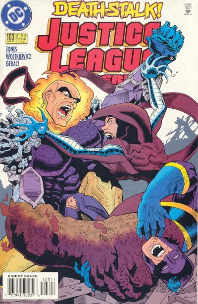 Justice League America Vol 1 103
