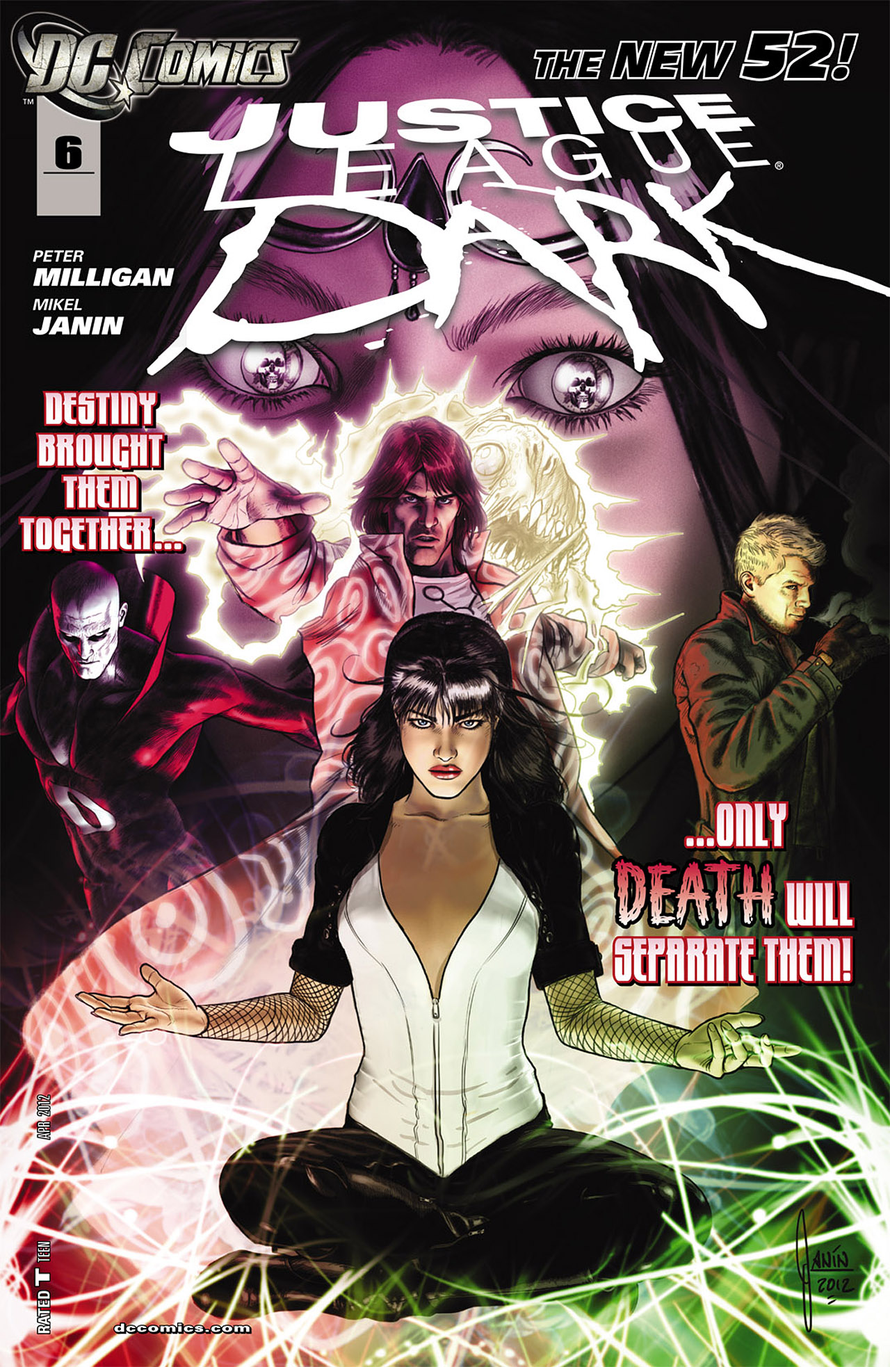 Justice League Dark Vol 1 6