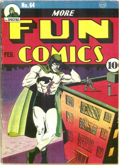More Fun Comics Vol 1 64