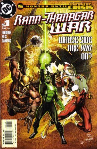 Rann-Thanagar War Vol 1 1