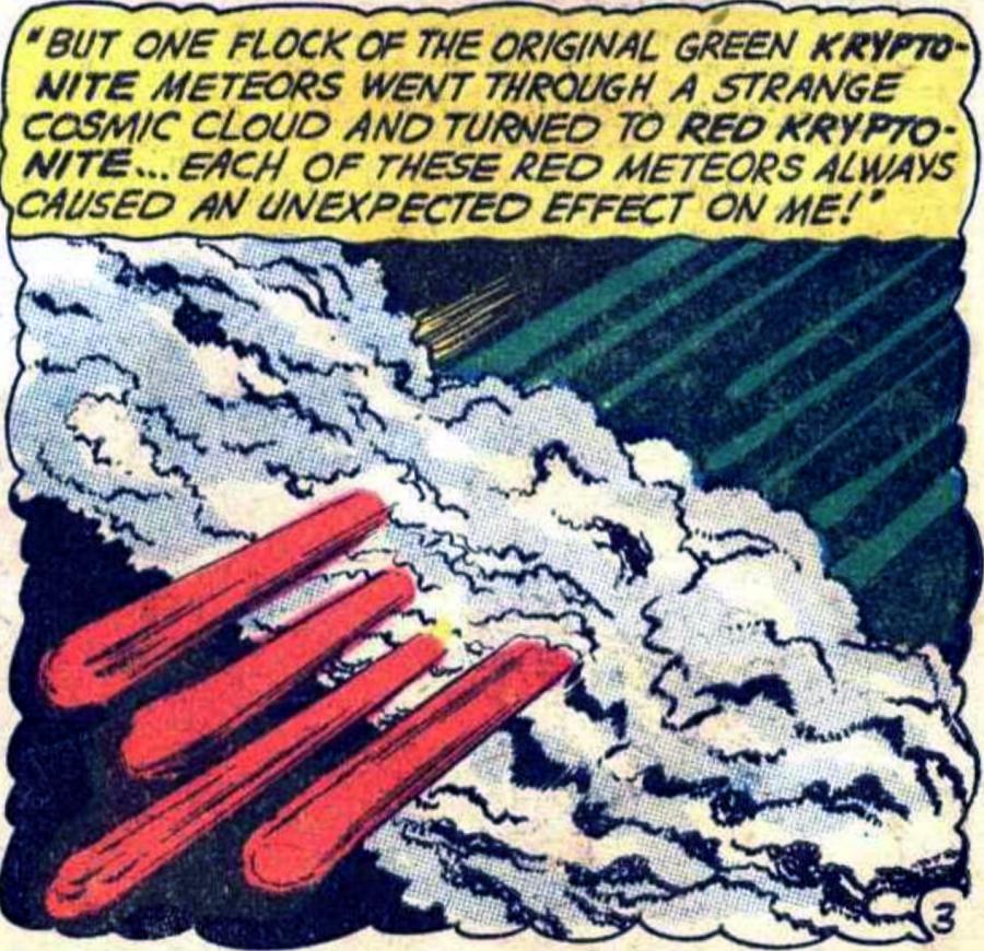 Red Kryptonite