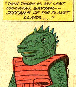 Sayyar (New Earth)