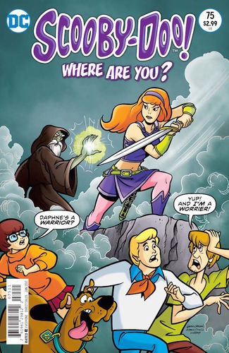Scooby-Doo, Where Are You? Vol 1 75