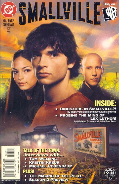 Smallville: The Comic
