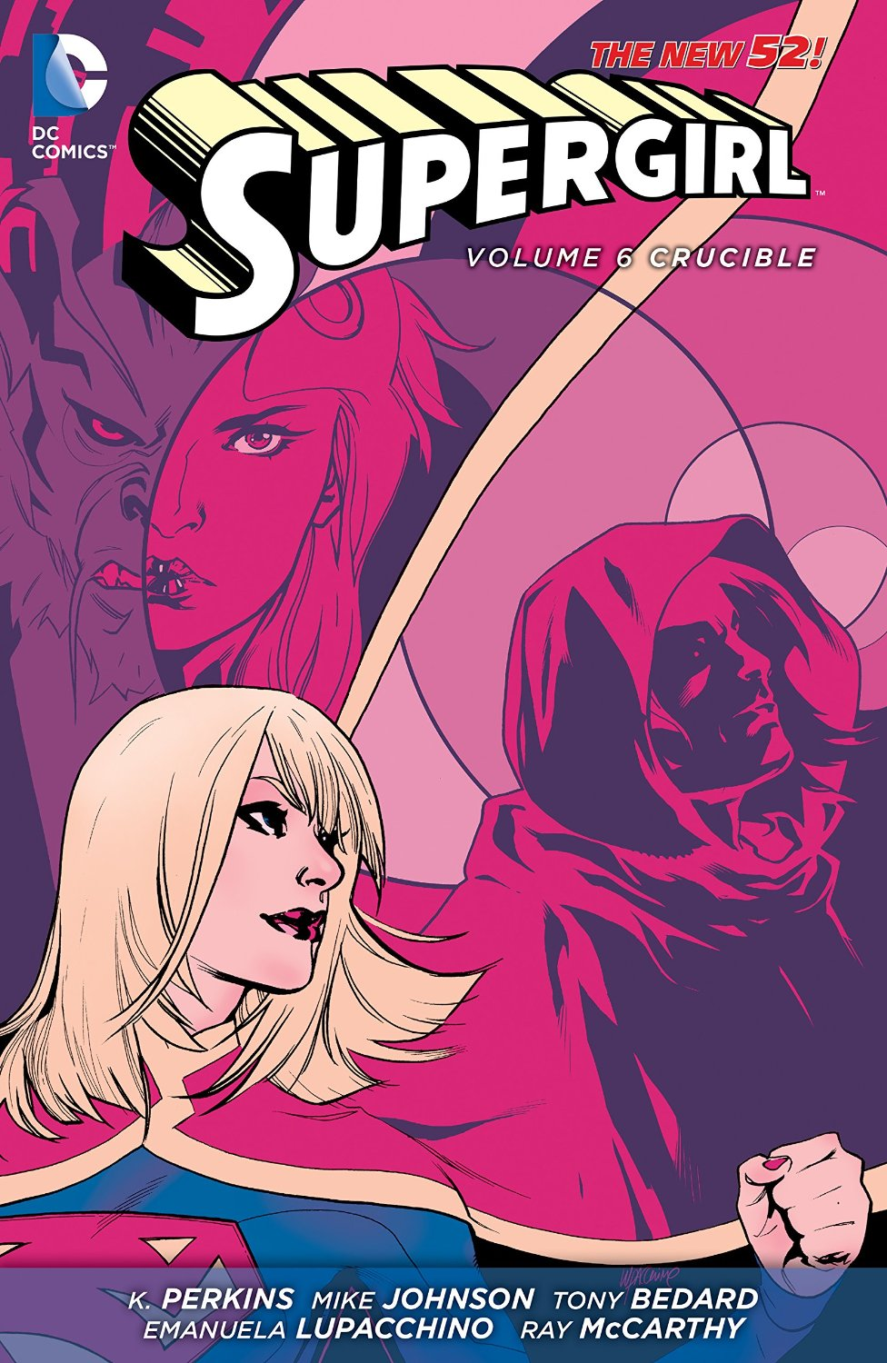 Supergirl: Crucible
