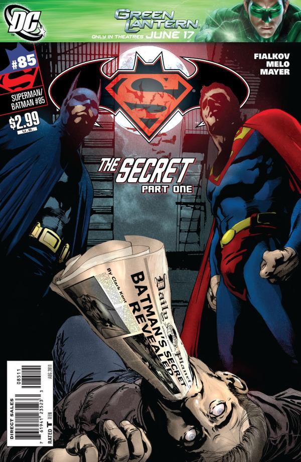 Superman/Batman Vol 1 85