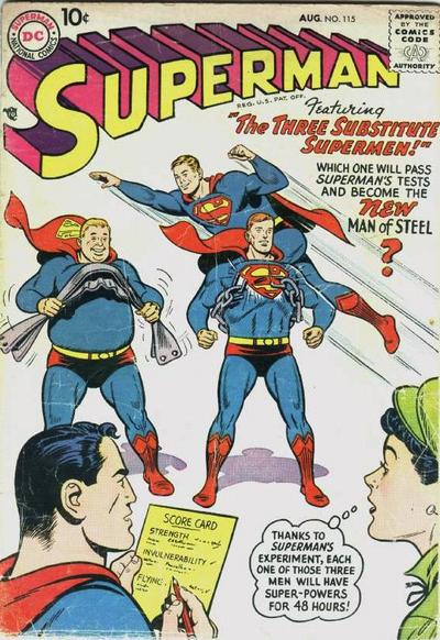 Superman Vol 1 115