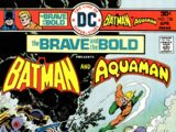 The Brave and the Bold Vol 1 126