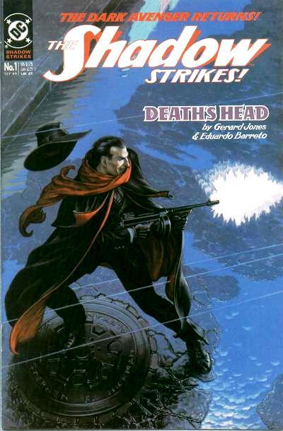 The Shadow Strikes! Vol 1