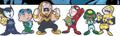 Titans Villains Tween Titans 0004