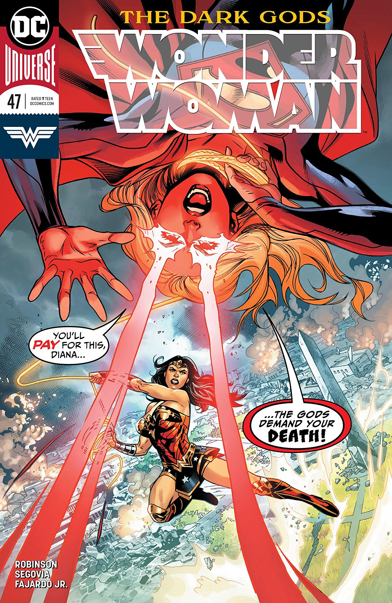 Wonder Woman Vol 5 47