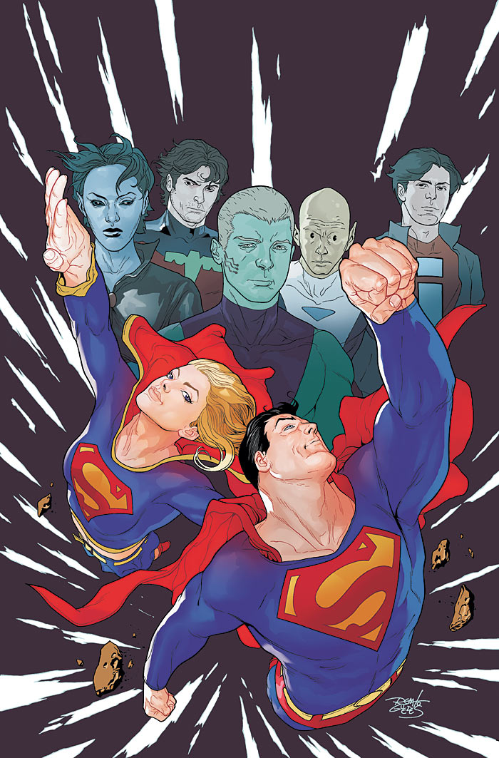 Supergirl: Beyond Good and Evil (Collected)