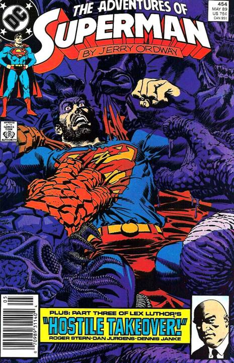 Adventures of Superman Vol 1 454